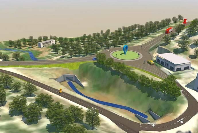 Andalucía destina casi 400.000 euros a la mejora de la seguridad vial en el cruce de Quesada