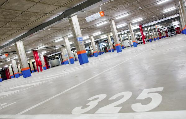La EMT de Madrid pone en marcha dos aparcamientos disuasorios