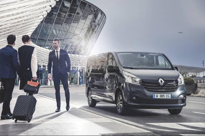 El Trafic SpaceClass es el nuevo 'salón rodante' diseñado por Renault