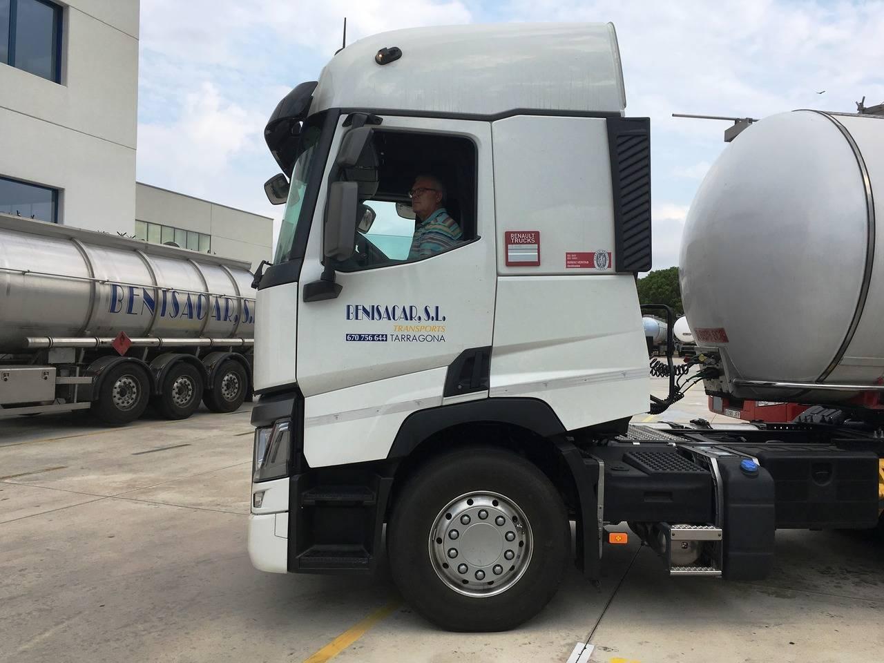 Transportes Benicasar es una empresa enfocada en la seguridad de la mano de Renault Trucks
