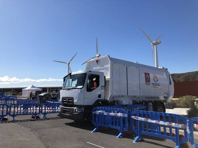 Renault Trucks, III edición campeonato Optiwaste, se realiza en Anepma