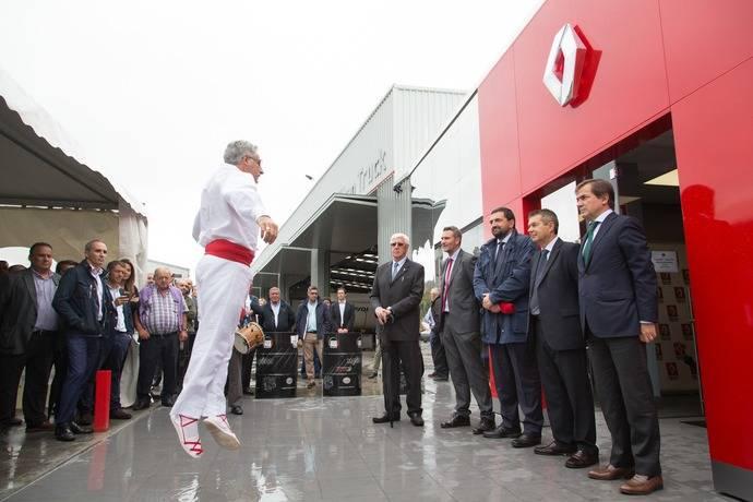 El nuevo centro tiene 5.000 metros cuadrados de superficie cubierta organizada en cuatro naves.