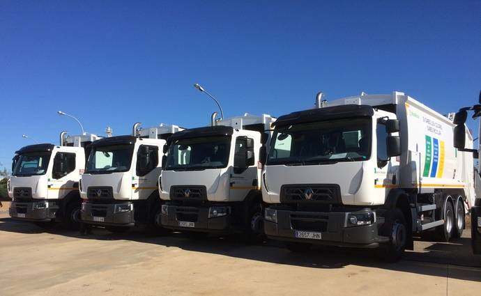 Extremadura opta por Renault Trucks para la gestión de sus residuos