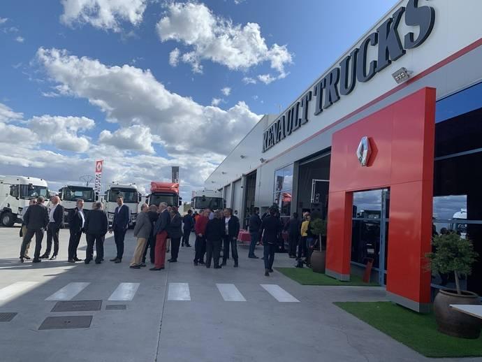 Nuevo punto de red Renault Trucks en Valladolid