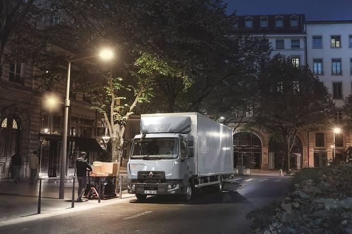 Renault Trucks D 2019 logra hasta un 7% de ahorro en combustible