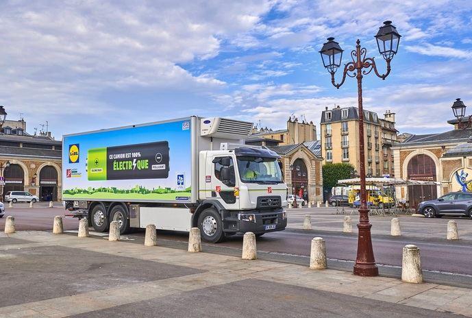 Renault Trucks mantiene su desarrollo en electromovilidad