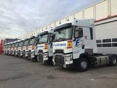 Camiones Fertrans.