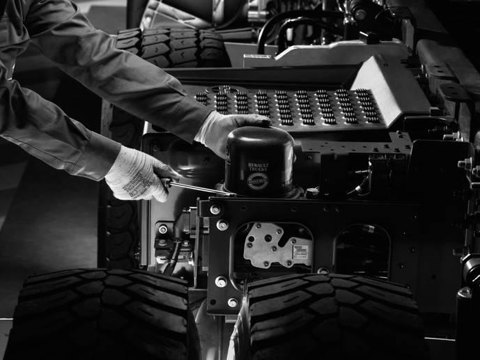 Nueva campaña de mantenimiento y seguridad Renault Trucks