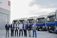 Inauguración del nuevo punto Renault Trucks en Girona