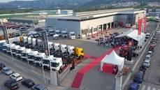 Renault Trucks inaugura un nuevo punto de red en Valencia