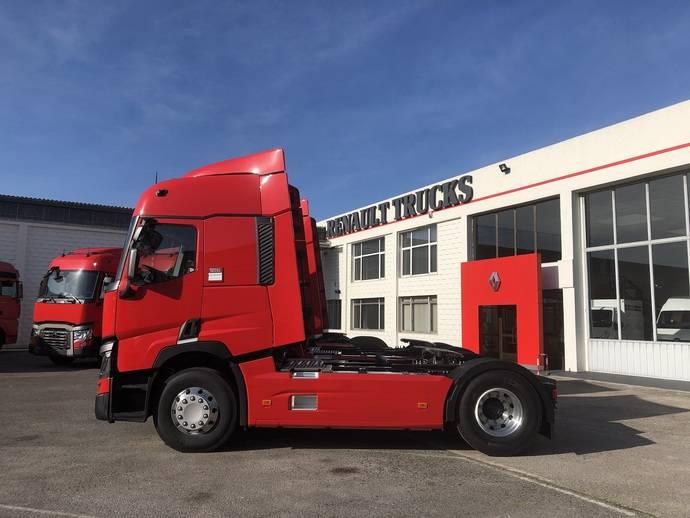 Renault Trucks se refuerza en el norte con Pedro Gutiérrez Liébana
