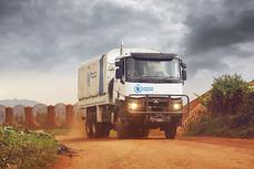 Renault Trucks amplía su oferta Optitrack, aumentando la motricidad de los vehículos