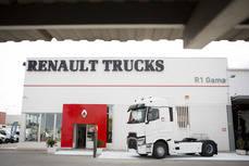 Inauguración de un nuevo punto de red Renault Trucks del grupo R1 en Alicante