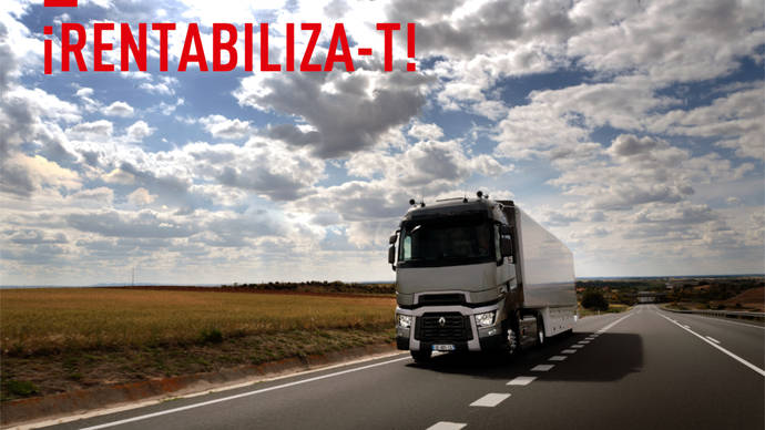 Renault Trucks lanza la nueva campaña Rentabiliza-T