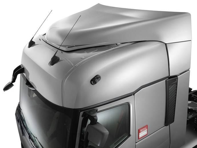 Los cuatro modelos incluidos en la promoción, Renault Trucks T460, T440, T480 y T520 High Sleeper Cab, ya incorporan todas las últimas optimizaciones.