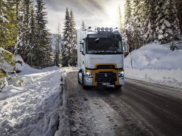 Renault Trucks T 2019 reduce consumo y emisiones de CO2