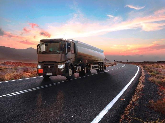 Renault Trucks T Tanker, ideado para mayor carga útil