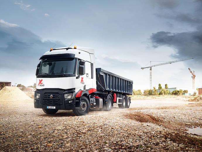 Renault Trucks ofrece el T X-Road con excelentes condiciones