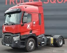 Nuevo producto de la gama Renault Trucks X-Road.