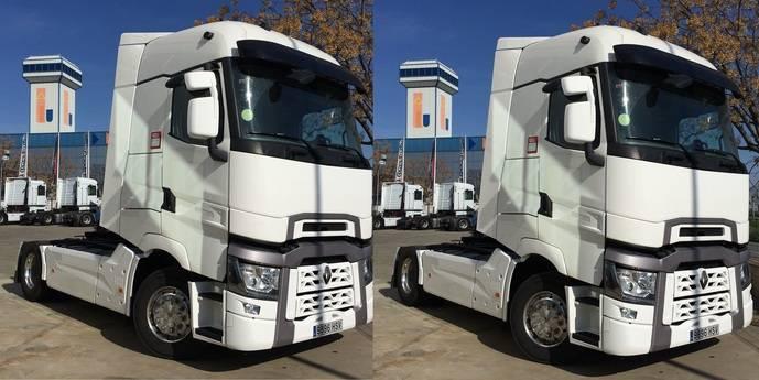 La gama T de Renault Trucks cumpliendo etapas y expectativas, ahora en ocasión
