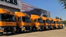 Gallastegui incorpora 10 nuevos Renault Trucks de la Gama T