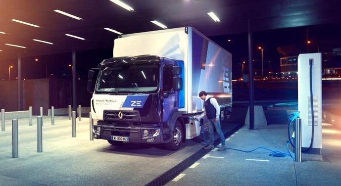 Renault Trucks, en la COP26 por el clima