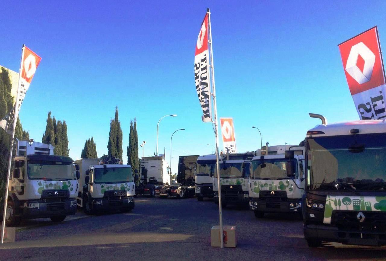 Presencia destacada de Renault Trucks en las XXIV Jornadas Anepma de Medio Ambiente
