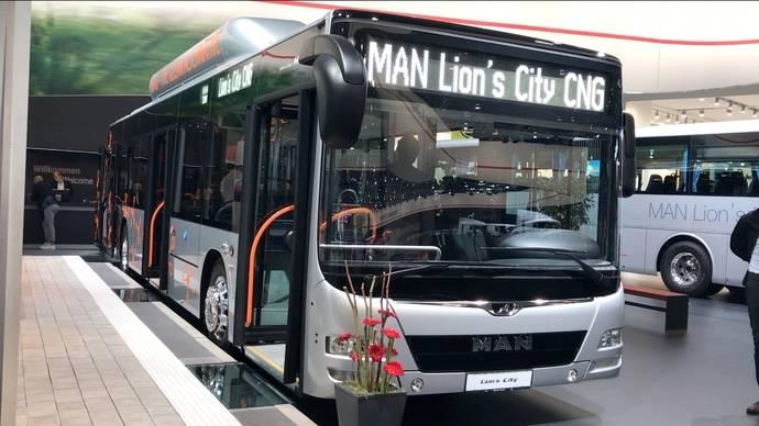 Huelva adjudica el renting de primeros 10 autobuses nuevos en 10 años