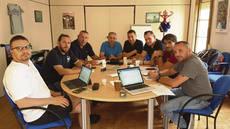 Reunión de los responsables europeos del IDC