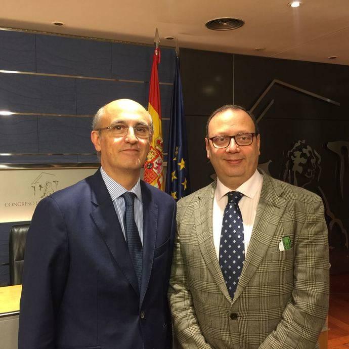 Encuentro institucional entre Astic y la Comisión de Fomento