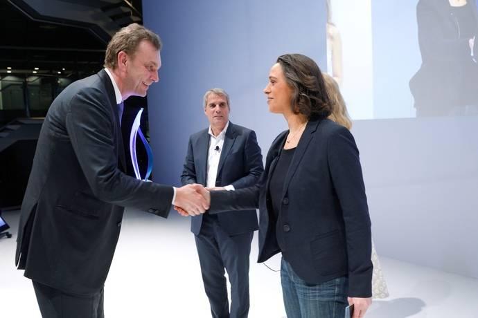 El Grupo Rhenus, galardonado en los Daimler Supplier Award