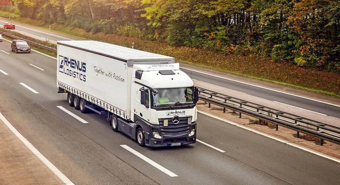 Rhenus crea servicio diario y directo de Barcelona hacia París y Bruselas