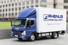 Rhenus inicia 'Home Delivery' en la península