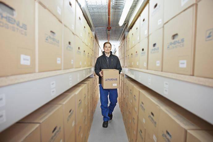 Rhenus Office Systems gestionará la documentación de REGA