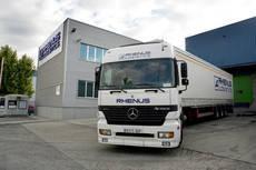El Grupo Rhenus y la corporación Sankyo han creado la joint venture 'Rhenus Sankyo Logistics K.K.'