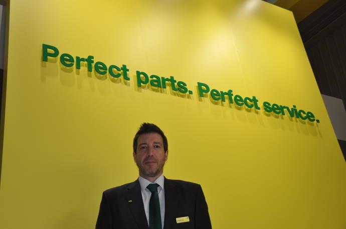 Ricardo Peris asume Dirección Comercial de Mann+Hummel para España