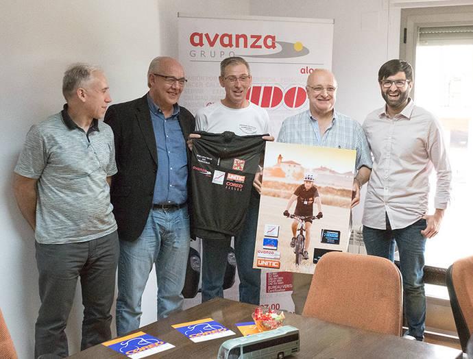 Avanza apoyará a José Manuel en la Powerade Non Stop MTB Madrid-Lisboa