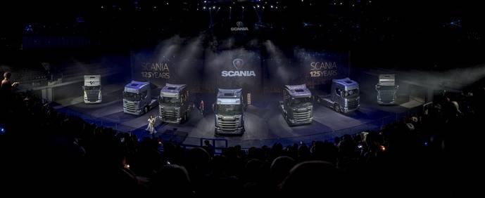 Scania celebra el lanzamiento ibérico de su nueva generación de camiones