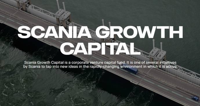 Scania Growth Capital invierte en una empresa de fábricas inteligentes
