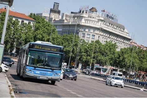 Nuevos Servicios Especiales sustitutorios de línea 1 de Metro de Madrid