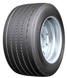 """El nuevo neumático de Semperit Runner T2 445/45 R 19.5"""" para transporte de grandes volúmenes."""