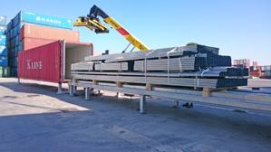 Setemar cuenta con nueva plataforma para Valencia