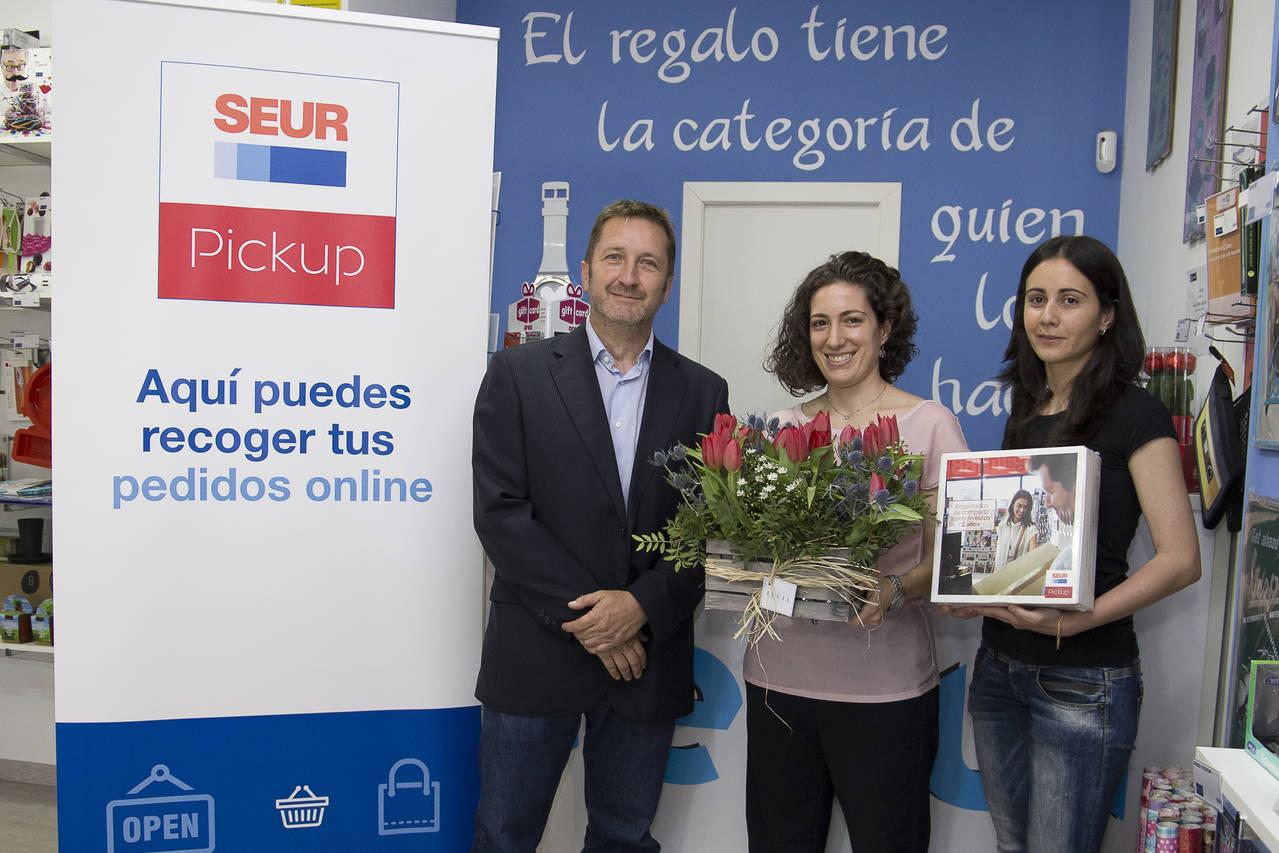 La red Pickup de Seur celebra sus primeros dos años de vida