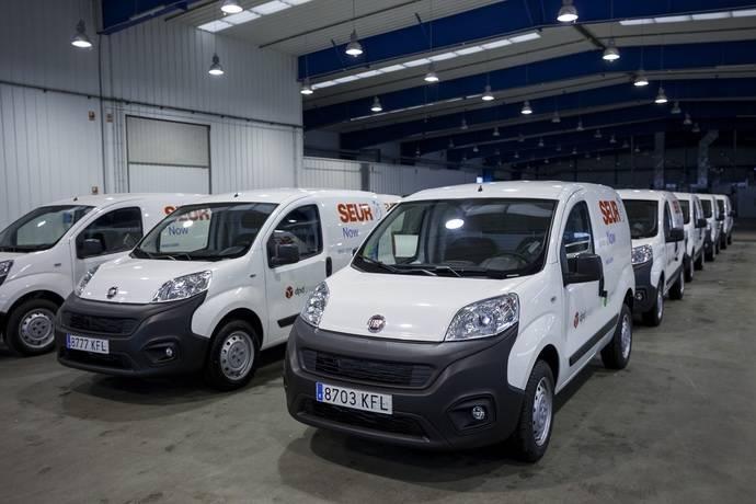 Seur busca, con Fiat Professional, una logística urbana más sostenible