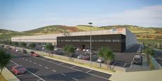 El nuevo centro albergará a 200 trabajadores, con 1.600 m2 destinados a oficinas y zonas de descanso.
