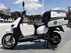 Seur impulsa la movilidad sostenible con motos eléctricas