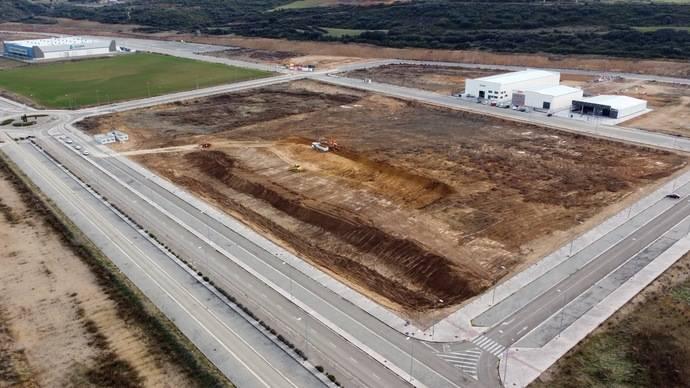 Seur inicia las obras de su nueva nave en Miranda de Ebro, de 7.000 m2