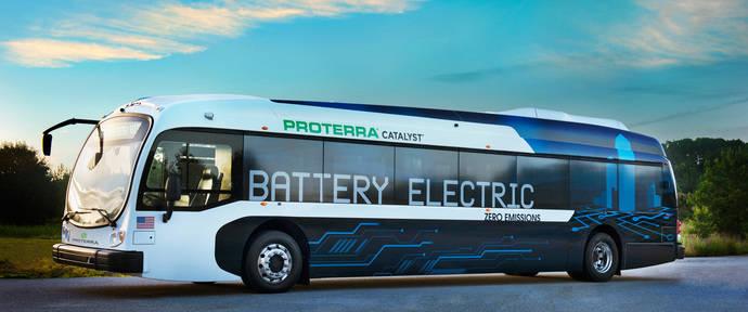 Ohio cambia sus buses diesel por Gas Natural