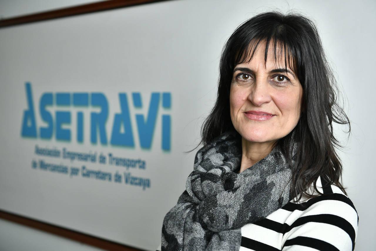 Sonia García asume la presidencia de Asetravi