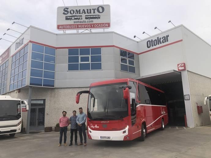 Automoviles Soto y Alonso vuelve a confiar en Somauto